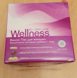 Wellness Pask для женщин