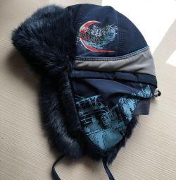 Χειμερινό καπέλο για αγόρι