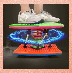 Степпер твист тонкая талия Twister Dance Machine