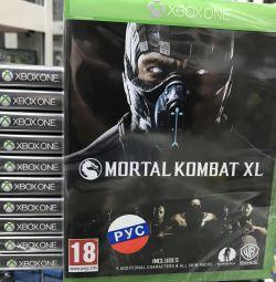 Mortal Kombat XL ліцензійна гра XBOX ONE