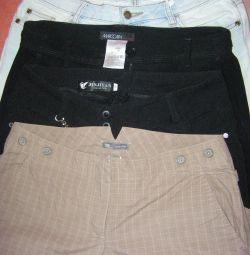 Джинсы и брюки 42-46