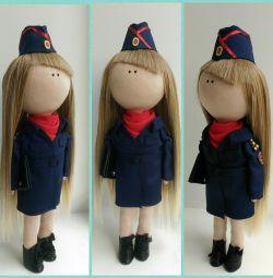 Κούκλα πορτρέτου στην τάξη