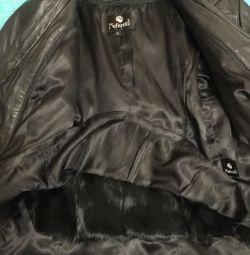 Deri ceket ceket