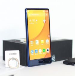 Ναυτιλία Frameless Doogee Mix Aurora Blue 4 / 64Gb