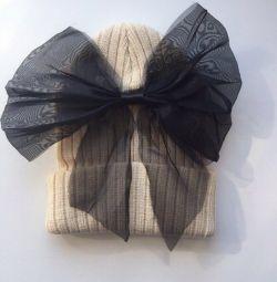 Pălării noi pentru fete 1-7 ani