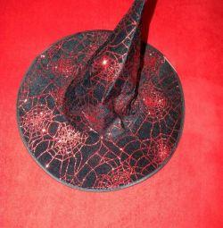 Καπέλο μάγισσα