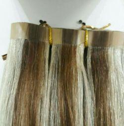 Волосся стрічки 70 см.