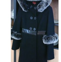 Пальто новое зимнее Giorgio, 46 размер