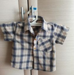 Дет. Рубашка