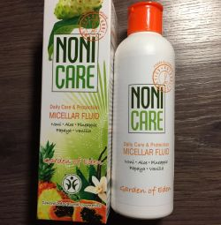 Νερό γάλακτος Noni care, νέα, 200ml, οικολογικό προϊόν