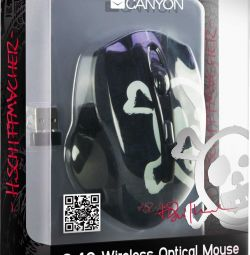 Mouse wireless Canyon CNL-Tmsow01 2.4G