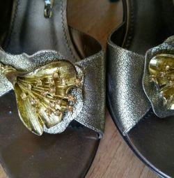Sandals 37-38 size