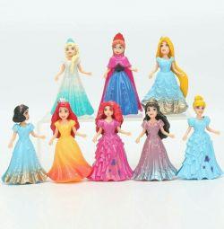 Μίνι κούκλες Disney.