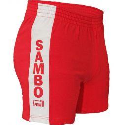 SAMBO SHORTS FASTENER BUCAT