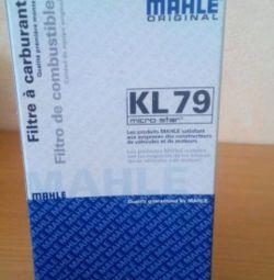 Fuel filter Klecht (Mahle Filter)