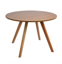 VEGAS TABLE NATURAL Φ110 С ДЕРЕВЯННЫМ FOX HYBRID HM8