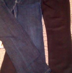 Pants and jeans