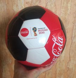 I sell a football ball absolutely new !!!