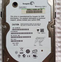 120 GB Seagate ST9120822AS Hard Drive