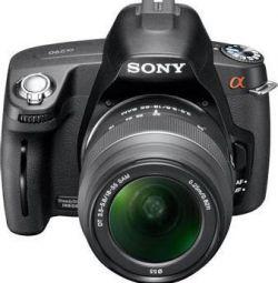 Aparat foto Sony a390