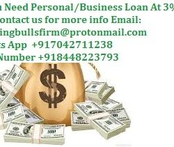 DO YOU NEED URGENT LOAN OFFER IF YES CONTACT US NO