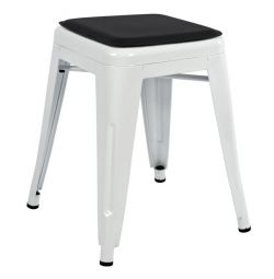 MELITA STAMPS IN WHITE COLOR AND SEAT HM8064.01