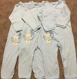 Κοστούμια από βαμβάκι