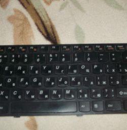 Laptop tastatură