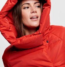 Kışlık ceket SADECE yeni