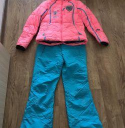Зимовий костюм (гірничо-лижний)