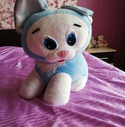 Yumuşak oyuncak - bir kedi