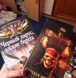 Karayip Korsanları Kitapları