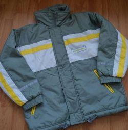 Курточка 128 см