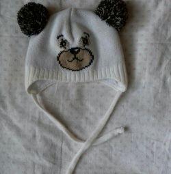 Χειμερινό παιδικό καπέλο