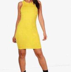 Платье-майка Boohoo новое, размер S