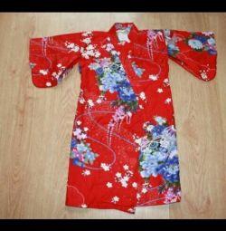 Copiii kimono roșu nou
