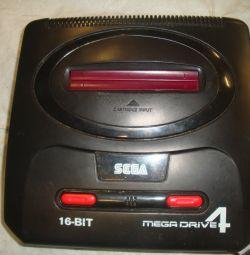 Sega mega drive 4 - ремонт