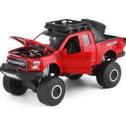 Işık ve ses ile canavar kamyon Foro MiniAuto