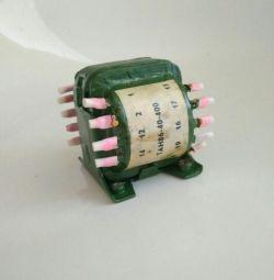 Трансформатор ТА-86-40-400