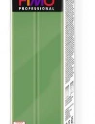 Пластика Fimo professional зеленый лист 350г