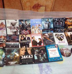 Discuri DVD.