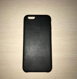 IPhone 6s için Deri Kılıf