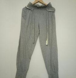 Reserved штани розмір L + кофточка