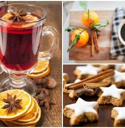 Mix for mulled wine 80g. (For 4l), excellent gift to ng
