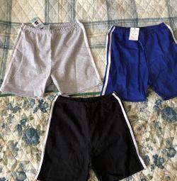 New Shorts 44-46