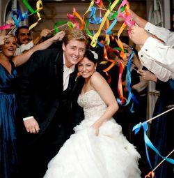 Ленты для свадьбы