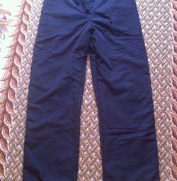 Women's winter pants. Size 48-50