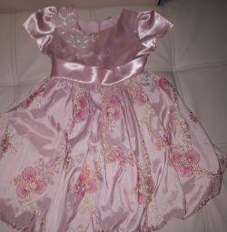 Φόρεμα εορταστική ανάπτυξη 98