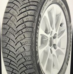Michelin X-Ice North Winter tires