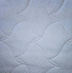 yatak, yatak örtüsü, battaniye, 2 renkli post keten